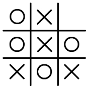 Simple Tic-Tac-Toe online game