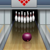 2 players bowling online game